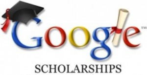 Google Scholarships 2013