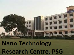 Nano Technology Research Centre, PSG Institute of Advanced Studies, Coimbatore