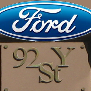 Ford Motor Company International Fellowship of 92nd Street Y