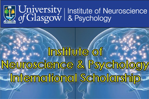 Institute of Neuroscience & Psychology International Scholarship