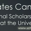 The Gates Cambridge Scholarships