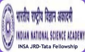 INSA JRD-Tata Fellowship
