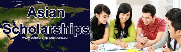 Asian scholarships