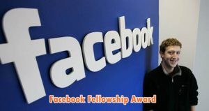 Facebook-fellowship-award-phd-program