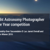 The Insight Astronomy Photographer of the Year Competition for International Students, 2017