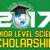 Junior Level Science Scholarships